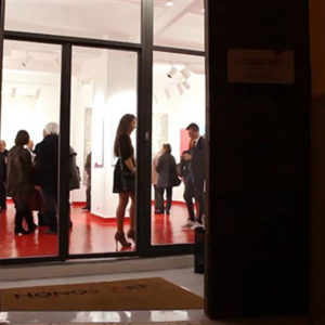 Renzo Bellanca EVERYWHERE NOWHERE inaugurazione 1