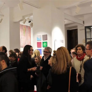 Renzo Bellanca EVERYWHERE NOWHERE inaugurazione 6