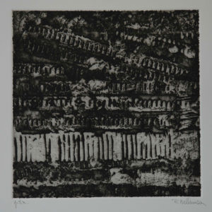 Renzo Bellanca Seconda sezione di scavo