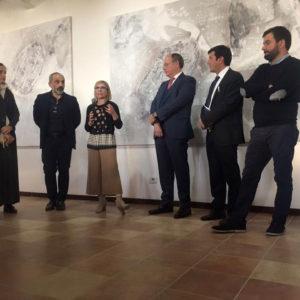 Renzo Bellanca URBAN SKIN inaugurazione