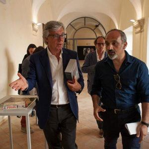 TRAME 5 Visita all'installazione Viaggio Interiore con Paolo Siani